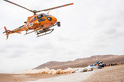 Eduard Nikolaev (RUS) of Team KAMAZ-Master races during stage 04 of Rally Dakar 2019 from Arequipa to o Tacna, Peru on January 10, 2019 // Marcelo Maragni/Red Bull Content Pool // AP-1Y39E69YH1W11 // Usage for editorial use only // Please go to www.redbullcontentpool.com for further information. //