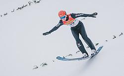 16.02.2020, Kulm, Bad Mitterndorf, AUT, FIS Ski Flug Weltcup, Kulm, Herren, im Bild Stephan Leyhe (GER) // Stephan Leyhe of Germany during the men's FIS Ski Flying World Cup at the Kulm in Bad Mitterndorf, Austria on 2020/02/16. EXPA Pictures © 2020, PhotoCredit: EXPA/ JFK