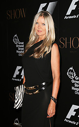 © Licensed to London News Pictures. 02/07/2014, UK. Amanda Wakeley, F1 Party in aid of Great Ormond Street , F1 Party in aid of Great Ormond Street Hospital Children's Charity, Victoria and Albert Museum, London UK, 02 July 2014. Photo credit : Richard Goldschmidt/Piqtured/LNP