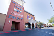 Las Vegas Premium Outlets Shopping Center, Nevada, USA