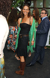 ANDREA DELLAL at the annual Serpentine Gallery Summer Party co-hosted by Jimmy Choo shoes held at the Serpentine Gallery, Kensington Gardens, London on 30th June 2005.<br /><br />NON EXCLUSIVE - WORLD RIGHTS