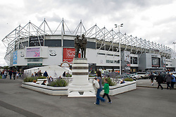 - Photo mandatory by-line: Dougie Allward/JMP - Mobile: 07966 386802 30/08/2014 - SPORT - FOOTBALL - Derby - iPro Stadium - Derby County v Ipswich Town - Sky Bet Championship
