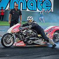 Mark Drew - 2987 - Wildcard Racing - Perth Harley Davidson - Top Fuel Motorcycle (TFM/T)