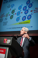 20th International AIDS Conference (AIDS 2014), run by the International AIDS Society at the Exhibition Centre, Melbourne, Australia. <br /> Photo shows Anthony Fauci speaking.<br /> Photo © Steve Forrest/Workers' Photos