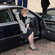 NLD/Wassenaar/20080403 - Herdenkingsdienst Erik Hazelhoff Roelfzema, prinses Margriet