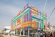 Ecuador Pavilion Expo 20015 Milan.
