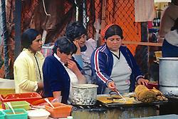 Making Fast Food Corn Tortillas