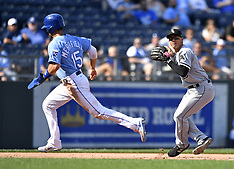 Chicago White Sox v Kansas City Royals - 13 Sept 2017