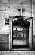 Photograph of Fallout Shelter on USA tour day off 1981 Chicago  USA
