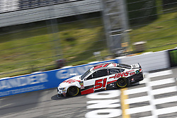 June 1, 2018 - Long Pond, Pennsylvania, United States of America - Cole Custer (51) brings his car down the frontstretch during qualifying for the Pocono 400 at Pocono Raceway in Long Pond, Pennsylvania. (Credit Image: © Chris Owens Asp Inc/ASP via ZUMA Wire)