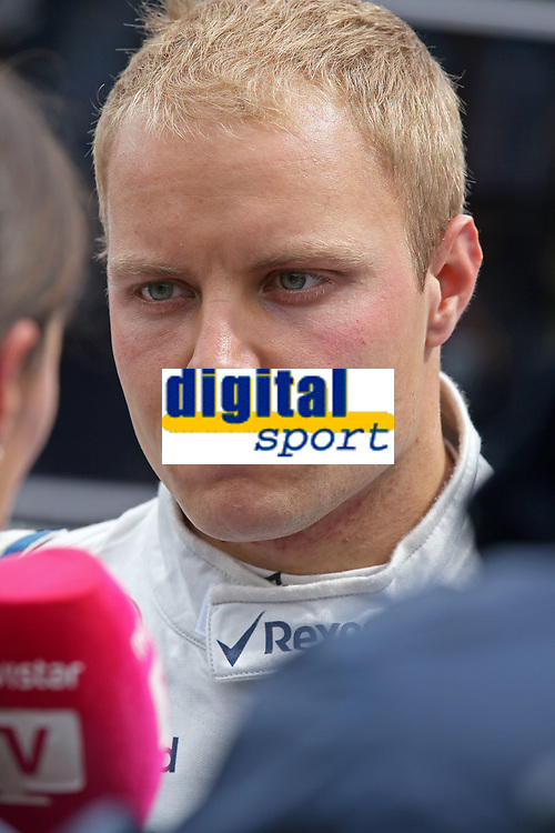 BOTTAS valtteri (fin) williams f1 mercedes fw37 ambiance portrait during the 2015 Formula One World Championship, Grand Prix of Austria from june 18 to 22nd 2015,  in Spielberg, Austria. Photo Gregory Lenormand / DPPI