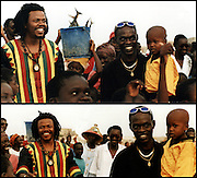 Baaba Maal, Luciano in Senegal
