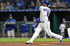 Seattle Mariners vs the Kansas City Royals 10 April 2018