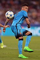 Neymar Barcelona.<br /> Roma 16-09-2015 Stadio Olimpico Football Calcio Champions League 2015/2016 Group Stage - Group E AS Roma - Barcelona / AS Roma - Barcellona Foto Antonietta Baldassarre / Insidefoto