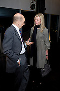 ANTHONY D'OFFAY; LADY HELEN TAYLOR, The Presentation of the Montblanc de la Culture Arts Patronage Award to Anthony D'Offay. Tate Modern. 16 April 2009<br /> ANTHONY D'OFFAY; LADY HELEN TAYLOR, The Presentation of the Montblanc de la Culture Arts Patronage Award to Anthony D'Offay. Tate Modern. 16 April 2009 *** Local Caption *** -DO NOT ARCHIVE-© Copyright Photograph by Dafydd Jones. 248 Clapham Rd. London SW9 0PZ. Tel 0207 820 0771. www.dafjones.com.