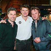 NLD/Vlaardingen/20130524 - Golftoernooi voor Stichting DON, Frederik Brom, Beau van Erven Dorens, Peter Paul Muller