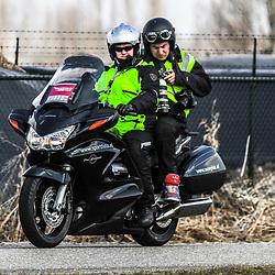 Energiewachttour Stage 2 Pekela-Veendam seroius bussines for our team this week. Dave Rietbergen and motard Patrick Weegink working