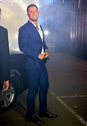 Dan Osborne enters the house during the Celebrity Big Brother Launch Night at Elstree Studios, Hertfordshire.