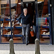 NLD/Laren/20080503 - Peter R. de Vries en partner Angelique Schuitemaker in Laren NH