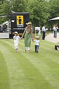 NATASHA MCELHONE WITH THEO AND OTIS, Guy Leymarie and Tara Getty host The De Beers Cricket Match. The Lashings Team versus the Old English team. Wormsley. ONE TIME USE ONLY - DO NOT ARCHIVE  © Copyright Photograph by Dafydd Jones 66 Stockwell Park Rd. London SW9 0DA Tel 020 7733 0108 www.dafjones.com