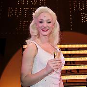NLD/Breda/20111023 - Premiere De Producers, cast, Noortje Herlaar