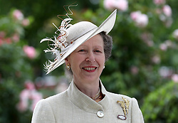 Anne, Princess Royal during day one of Royal Ascot at Ascot Racecourse.