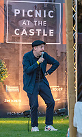 Carl Donnelly live at  picnic at the castle,Warwick Castle photo by Mark anton smith