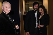 MARK MCMORROW; UMAIR KHALIL; NANCY DELL D'OLIO, Bonhams host a private view for their  forthcoming auction: Jackie Collins- A Life in Chapters' Bonhams, New Bond St.  3 May 2017.