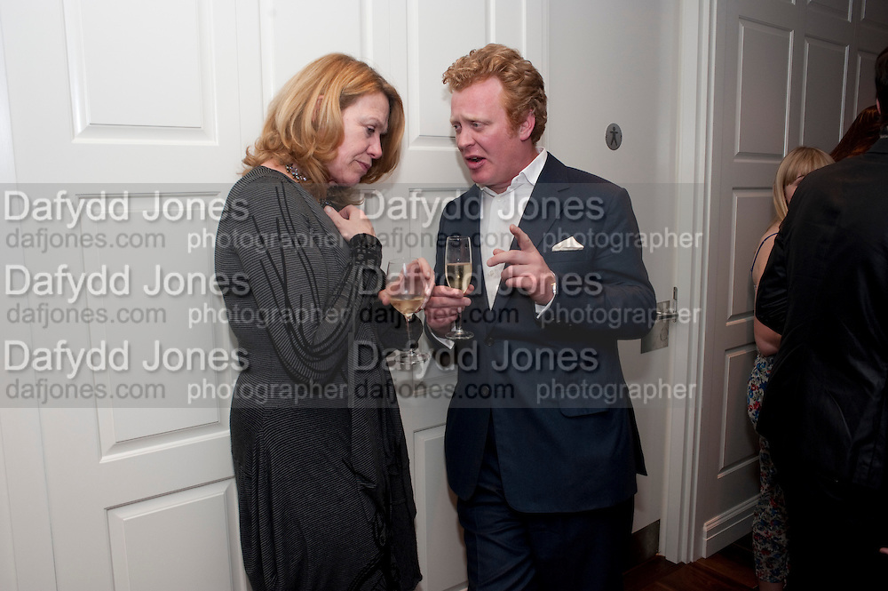 CARINTHIA WEST; JOHNNIE BODEN, The after-party after the premiere of Duncan WardÕs  film ÔBoogie WoogieÕ ( based on the book by Danny Moynihan). Westbury Hotel. Conduit St. London.  13 April 2010 *** Local Caption *** -DO NOT ARCHIVE-© Copyright Photograph by Dafydd Jones. 248 Clapham Rd. London SW9 0PZ. Tel 0207 820 0771. www.dafjones.com.<br /> CARINTHIA WEST; JOHNNIE BODEN, The after-party after the premiere of Duncan Ward's  film 'Boogie Woogie' ( based on the book by Danny Moynihan). Westbury Hotel. Conduit St. London.  13 April 2010