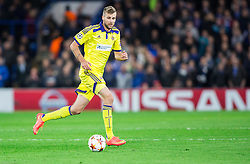 Zeljko Filipovic of Maribor during football match between Chelsea FC and NK Maribor, SLO in Group G of Group Stage of UEFA Champions League 2014/15, on October 21, 2014 in Stamford Bridge Stadium, London, Great Britain. Photo by Vid Ponikvar / Sportida.com