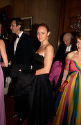 Stella McCartney, Ball at Blenheim Palace in aid of the Red Cross, Woodstock, 26 June 2004. SUPPLIED FOR ONE-TIME USE ONLY-DO NOT ARCHIVE. © Copyright Photograph by Dafydd Jones 66 Stockwell Park Rd. London SW9 0DA Tel 020 7733 0108 www.dafjones.com