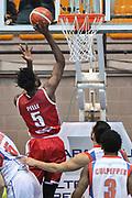 Pelle Norvel, Red October Cantù vs Openjobmetis Varese - 18 giornata Campionato LBA 2017/2018, PalaDesio Desio 05 febbraio 2018 - foto Bertani/Ciamillo
