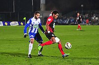 Georges Gope Fenepej / Redouane Settaout - 21.01.2015 - Boulogne / Grenoble - Coupe de France<br />Photo : Philippe le Brech / Icon Sport