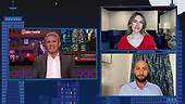 """September 20, 2021 - USA: Bravo's """"Watch What Happens Live with Andy Cohen"""" - Episode: 18149"""