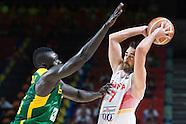 Spain v Senegal 060914