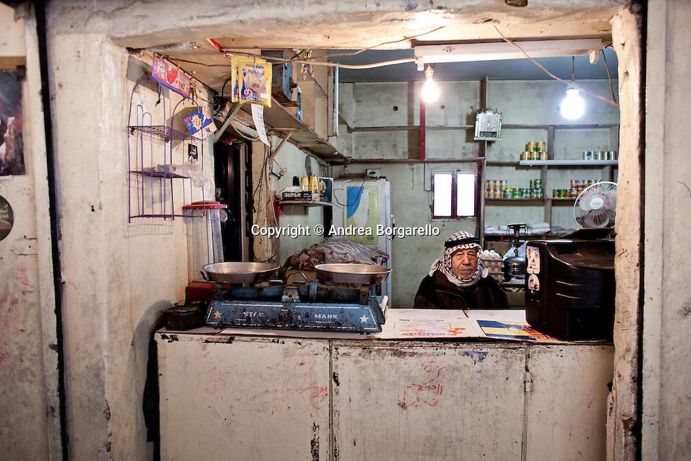 Lebanon, Palestinian refugees camps
