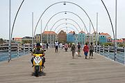 Floating bridge, Willemstaad, Curacao