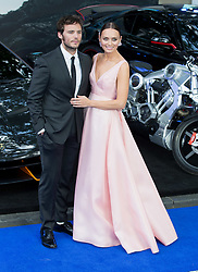 Transformers: The Last Knight Premiere Blue Carpet Arrivals at Cineworld, Leicester Square in London on 18 June 2017.<br /><br />18 June 2017.<br /><br />Please byline: Vantagenews.com