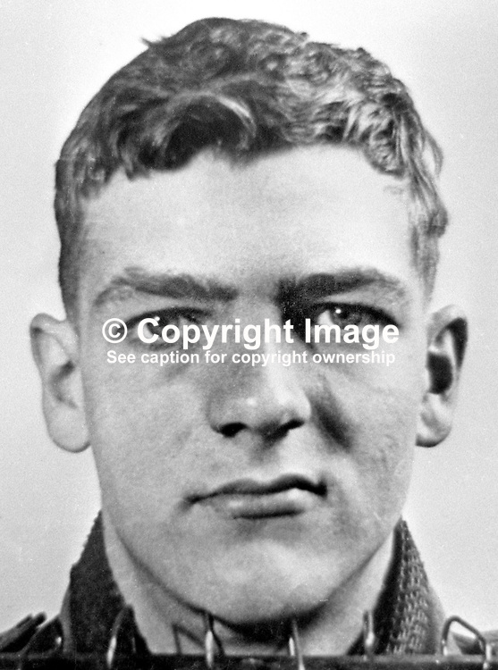 Private Christopher Stevenson, Birmingham, UK, who was killed in Provisional IRA ambush between Dungiven and Maghera, Co Londonderry, N Ireland. 197206230537<br /> <br /> Copyright Image from Victor Patterson, Belfast, UK<br /> <br /> t: +44 28 9066 1296 (from Rep of Ireland 048 9066 1296)<br /> m: +44 7802 353836<br /> e: victorpattersonbelfast@gmail.com<br /> <br /> www.images4media.com<br /> <br /> Please see my full Terms and Conditions of Use at https://www.images4media.com/p/terms-conditions - it is IMPORTANT that you familiarise yourself with them.<br /> <br /> Images used online incur an additional cost. This cost should be agreed in writing in advance. Online images must be visibly watermarked i.e. © Victor Patterson or that of the named photographer within the body of the image. The original metadata must not be deleted from images used online.<br /> <br /> This image is only available for the use of the download recipient i.e. television station, newspaper, magazine, book publisher, etc, and must not be passed on to a third party. It is also downloaded on condition that each and every usage is notified within 7 days to victorpattersonbelfast@gmail.com.<br /> <br /> The right of Victor Patterson (or the named photographer) to be identified as the author is asserted in accordance with The Copyright Designs And Patents Act (1988). All moral rights are asserted.
