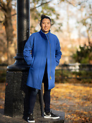 Brooklyn, NY - November 14, 2020: Portraits of Chef Megan Watson in Sunset Park.<br /> <br /> Photos by Clay Williams.<br /> <br /> © Clay Williams / claywilliamsphoto.com
