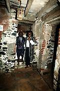 Luciano visits Goree Island Senegal