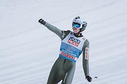 06.01.2021, Paul Außerleitner Schanze, Bischofshofen, AUT, FIS Weltcup Skisprung, Vierschanzentournee, Bischofshofen, Finale, im Bild Gesamtsieger Kamil Stoch (POL) // Overall Winner Kamil Stoch of Poland during the final of the Four Hills Tournament of FIS Ski Jumping World Cup at the Paul Außerleitner Schanze in Bischofshofen, Austria on 2021/01/06. EXPA Pictures © 2020, PhotoCredit: EXPA/ JFK