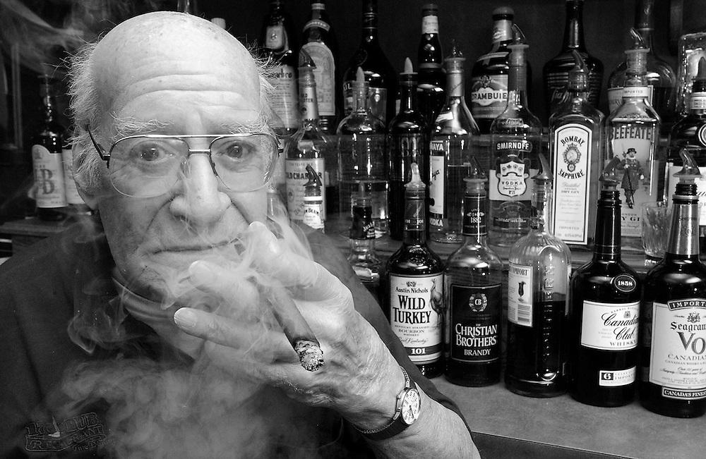 Bartender for lifetime.