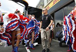 June 24, 2018 - Le Castellet, France - Motorsports: FIA Formula One World Championship 2018, Grand Prix of France, .#77 Valtteri Bottas (FIN, Mercedes AMG Petronas Motorsport) (Credit Image: © Hoch Zwei via ZUMA Wire)