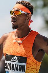 adidas Grand Prix Diamond League Track & Field: Men's 800m, Duane Solomon, DNF