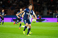 Edinson CAVANI - 28.04.2015 - Paris Saint Germain / Metz - Match en retard - 32eme journee Ligue 1<br />Photo : Nolwenn Le Gouic / Icon Sport