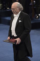 F. Duncan M. Haldane bei der Nobelpreisverleihung 2016 in der Konzerthalle in Stockholm / 101216 ***The annual Nobel Prize Award Ceremony at The Concert Hall in Stockholm, December 10th, 2016***