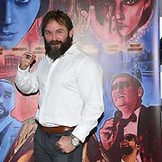 Daniel Stisen is a actor and a body builder arrives at Tresor Paris In2ruders - launch at Tresor Paris, 7 Greville Street, Hatton Garden, London, UK 13th September 2018.