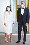062221 Spanish Royals attends 'Luca de Tena', 'Mariano de Cavia' and 'Mingote' journalism awards