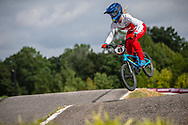 #49 (TUCHSCHERER Daina) CAN [GT] at Round 8 of the 2019 UCI BMX Supercross World Cup in Rock Hill, USA